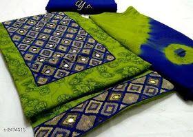 Salwar Kameez Neck Designs Catalogue (3)