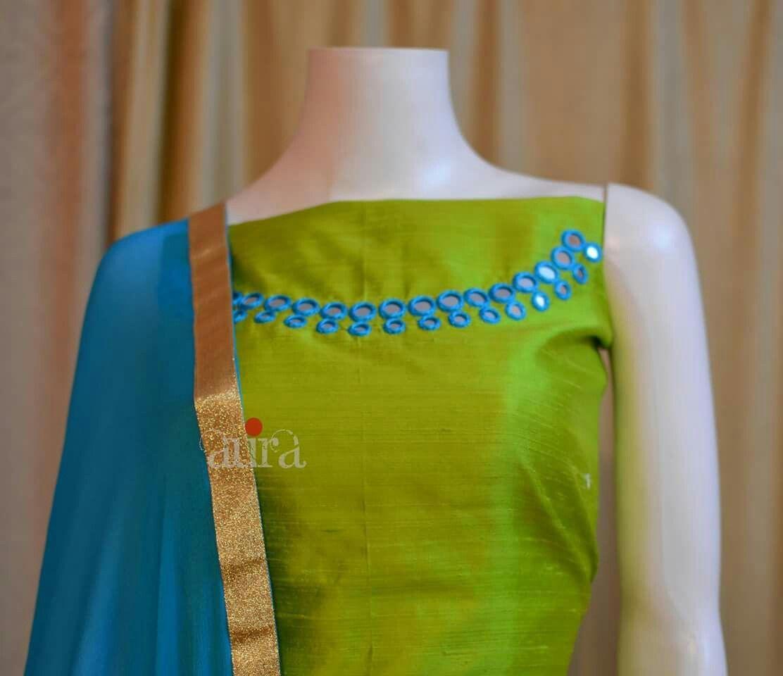 Salwar Kameez Neck Designs Catalogue (33)