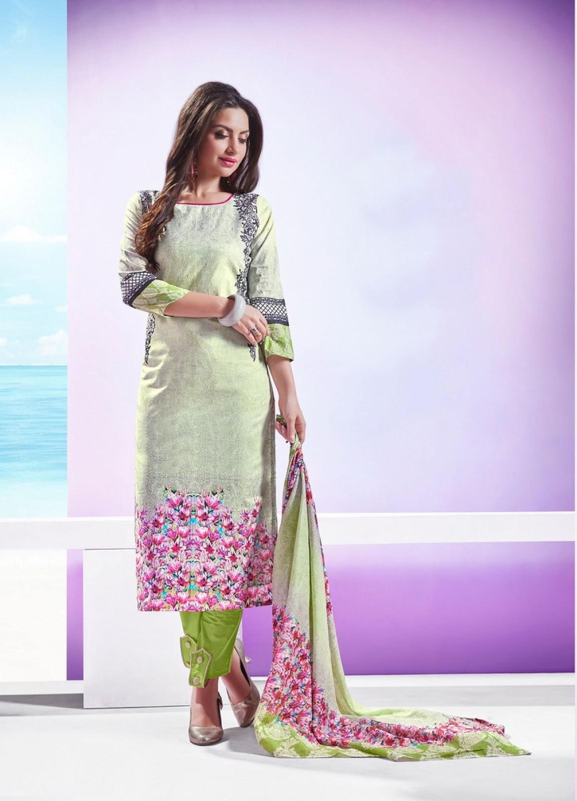 Salwar Kameez Neck Designs Catalogue (51)