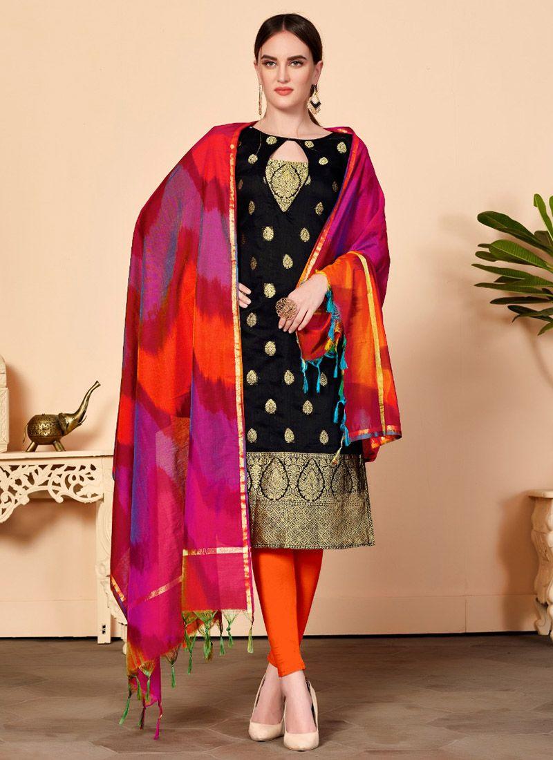 Salwar Kameez Neck Designs Catalogue (53)