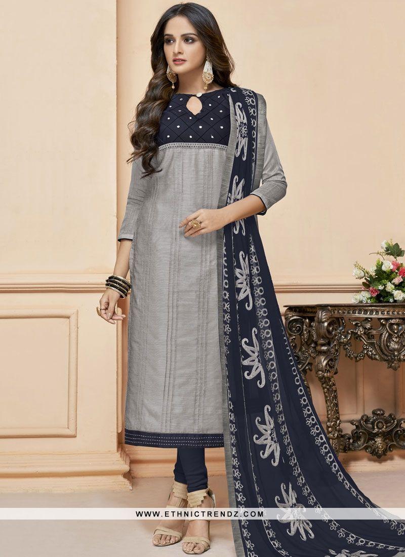 Salwar Kameez Neck Designs Catalogue (55)