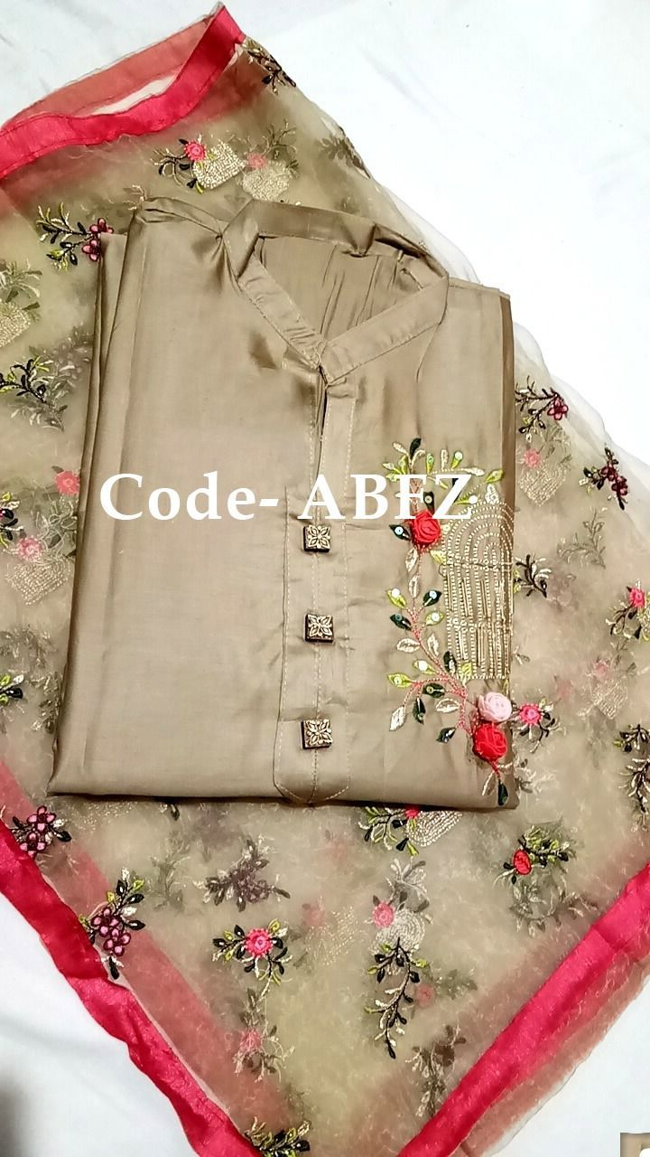 Salwar Kameez Neck Designs Catalogue (61)