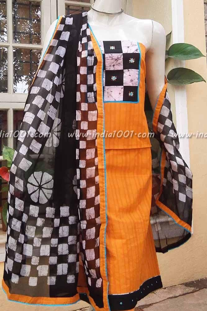 Salwar Kameez Neck Designs Catalogue (62)