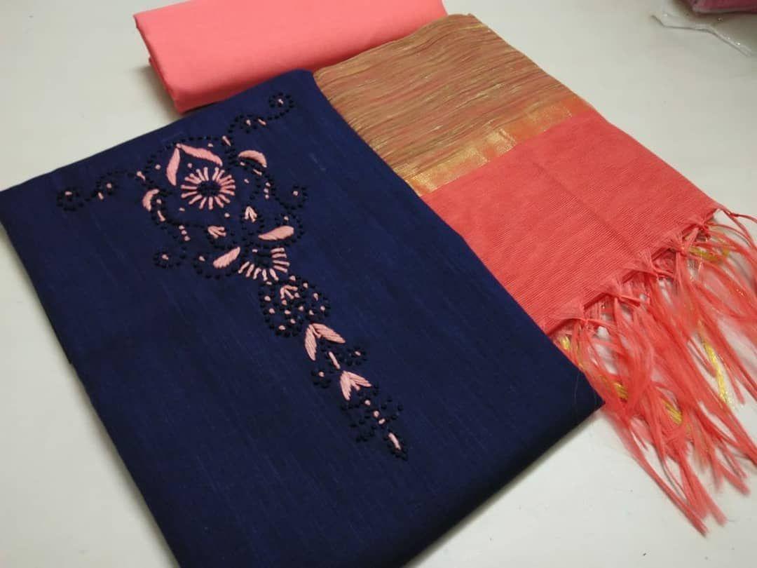 Salwar Kameez Neck Designs Catalogue (88)