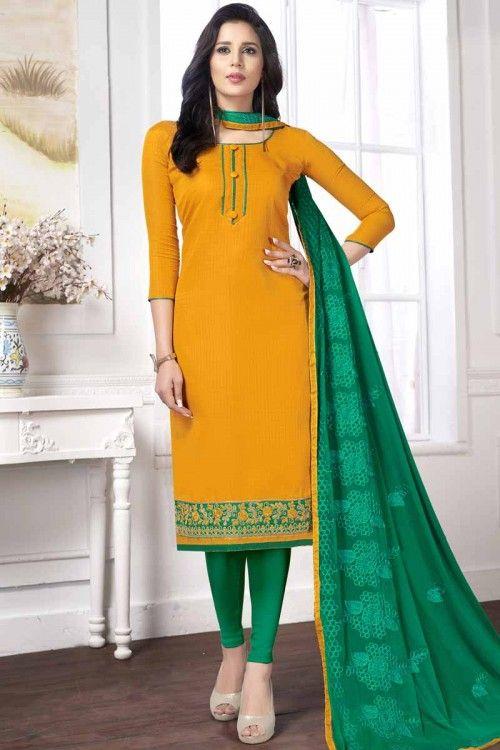 Salwar Kameez Neck Designs Catalogue (90)