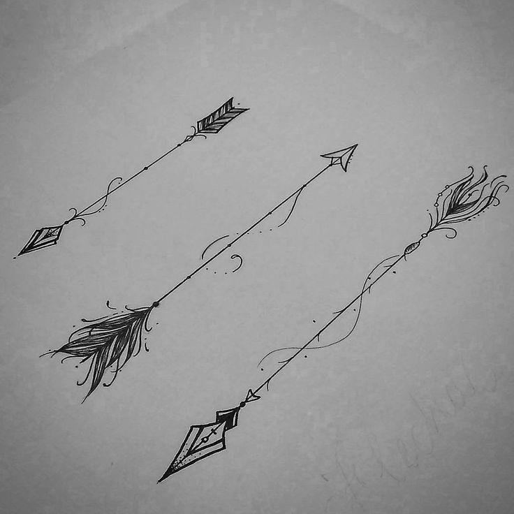 Significado De Tatuajes De Flechas Con Triangulos (10)