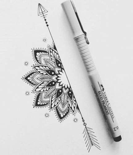 Significado De Tatuajes De Flechas Con Triangulos (100)