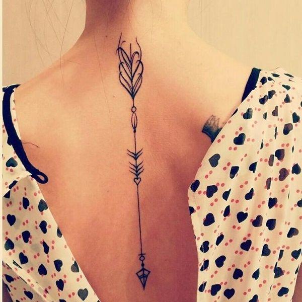 Significado De Tatuajes De Flechas Con Triangulos (101)