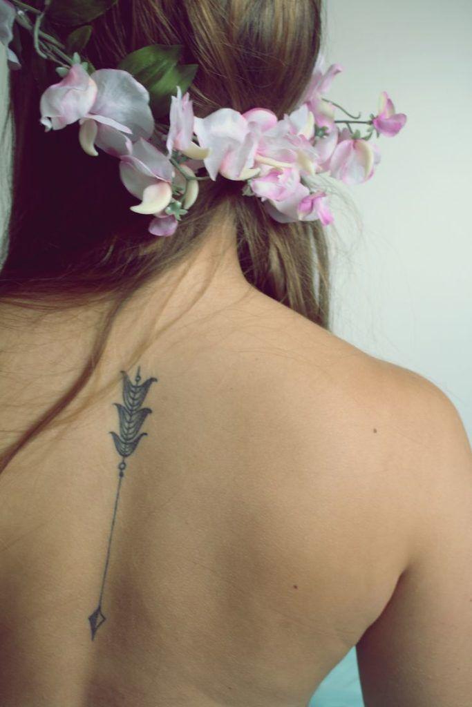 Significado De Tatuajes De Flechas Con Triangulos (112)