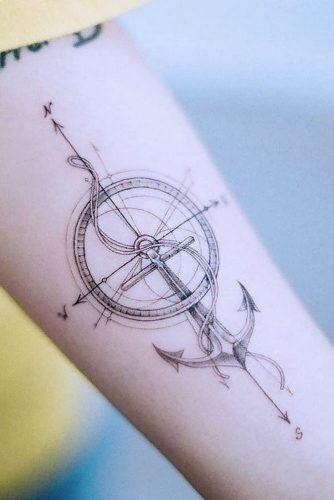 Significado De Tatuajes De Flechas Con Triangulos (119)