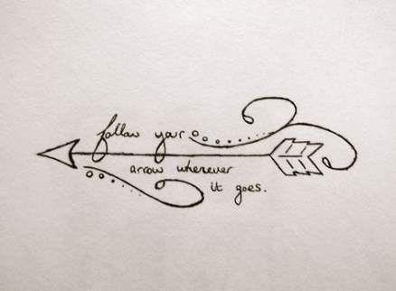 Significado De Tatuajes De Flechas Con Triangulos (125)