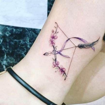 Significado De Tatuajes De Flechas Con Triangulos (127)