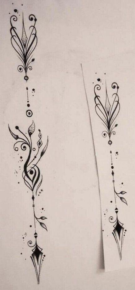 Significado De Tatuajes De Flechas Con Triangulos (144)