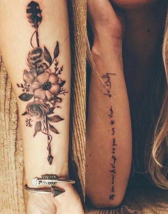 Significado De Tatuajes De Flechas Con Triangulos (156)
