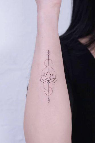 Significado De Tatuajes De Flechas Con Triangulos (178)