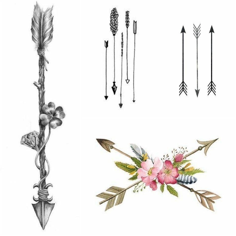 Significado De Tatuajes De Flechas Con Triangulos (181)
