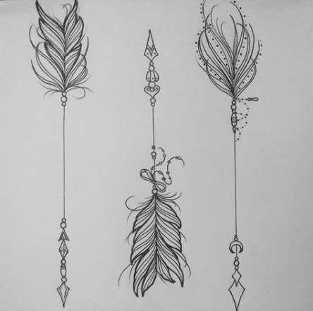 Significado De Tatuajes De Flechas Con Triangulos (182)