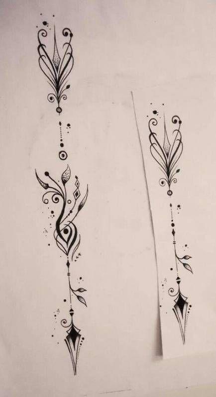 Significado De Tatuajes De Flechas Con Triangulos (188)