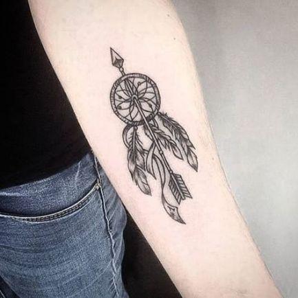 Significado De Tatuajes De Flechas Con Triangulos (19)
