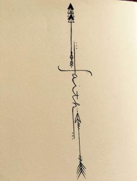 Significado De Tatuajes De Flechas Con Triangulos (201)