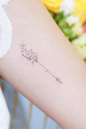 Significado De Tatuajes De Flechas Con Triangulos (211)