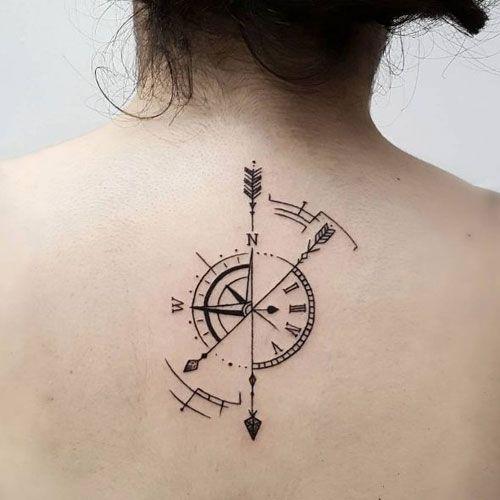Significado De Tatuajes De Flechas Con Triangulos (23)