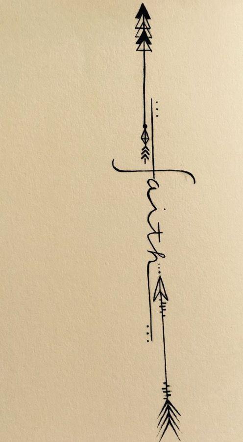 Significado De Tatuajes De Flechas Con Triangulos (28)