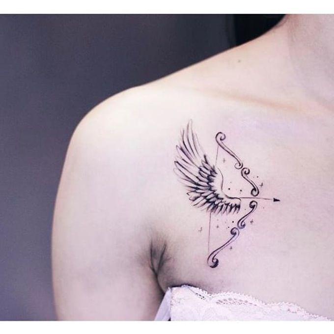 Significado De Tatuajes De Flechas Con Triangulos (34)