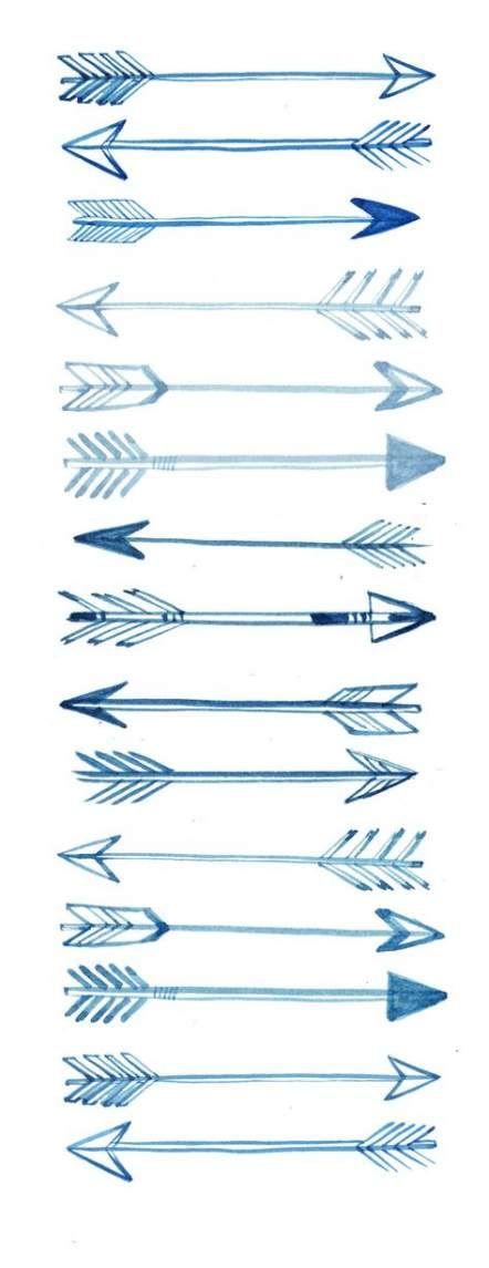 Significado De Tatuajes De Flechas Con Triangulos (35)
