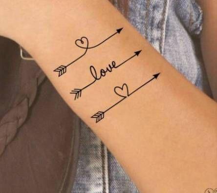 Significado De Tatuajes De Flechas Con Triangulos (36)