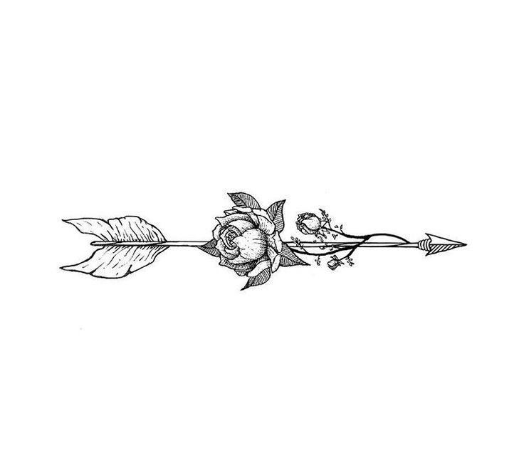 Significado De Tatuajes De Flechas Con Triangulos (39)