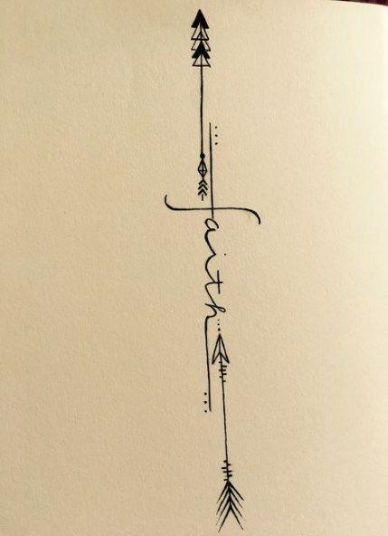 Significado De Tatuajes De Flechas Con Triangulos (50)