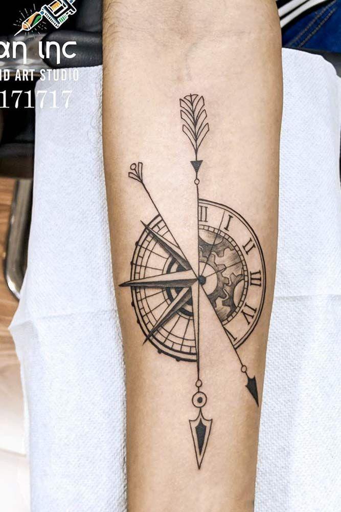 Significado De Tatuajes De Flechas Con Triangulos (54)