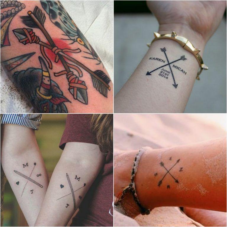 Significado De Tatuajes De Flechas Con Triangulos (6)