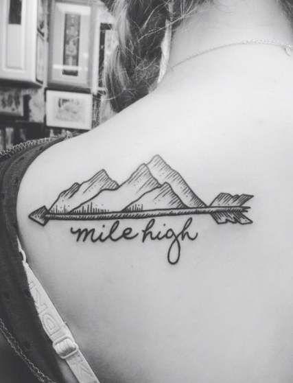 Significado De Tatuajes De Flechas Con Triangulos (92)
