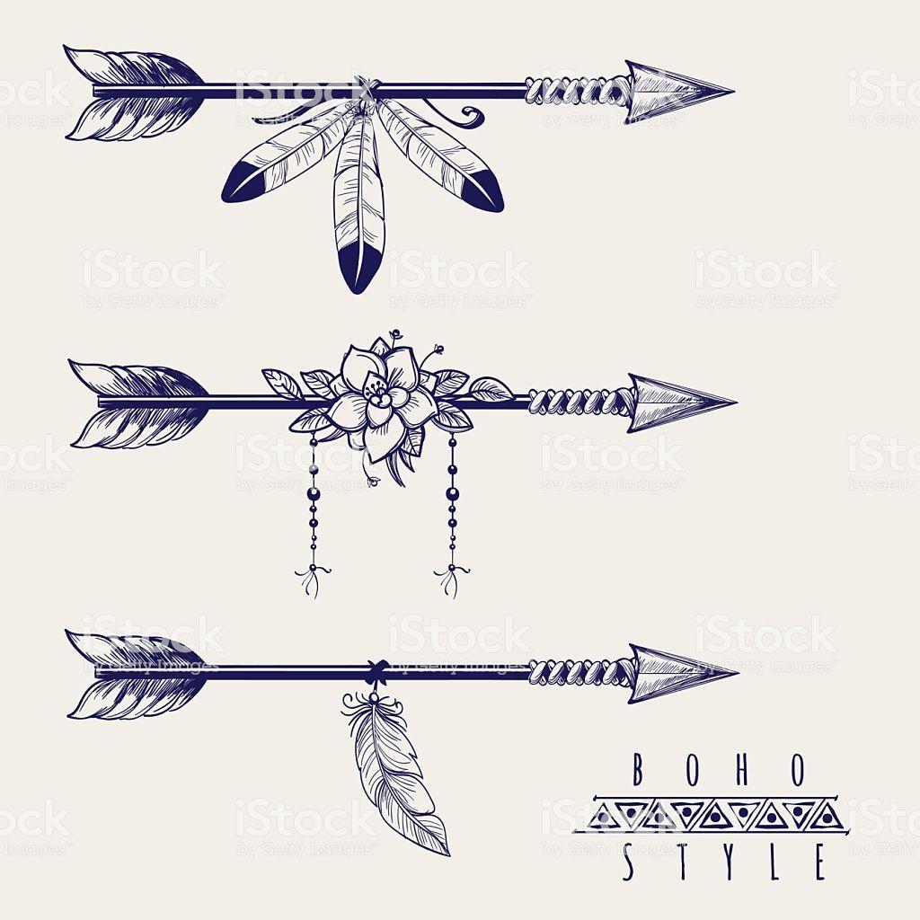 Significado De Tatuajes De Flechas Con Triangulos (93)