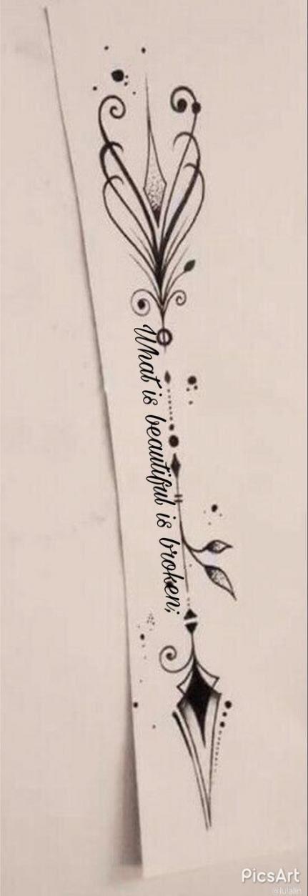 Significado De Tatuajes De Flechas Con Triangulos (94)