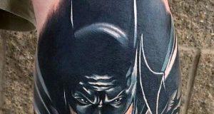 simple small batman tattoo designs ideas