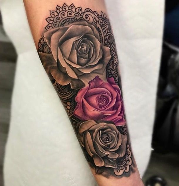 Simple Small Beauty And The Beast Tattoo Designs Ideas (153)