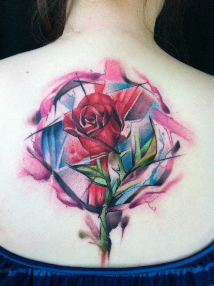 Simple Small Beauty And The Beast Tattoo Designs Ideas (160)