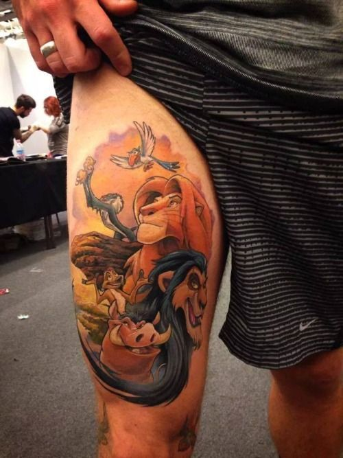 Simple Small Beauty And The Beast Tattoo Designs Ideas (165)