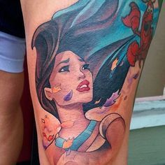 Simple Small Beauty And The Beast Tattoo Designs Ideas (170)