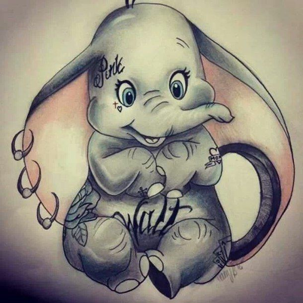 Simple Small Beauty And The Beast Tattoo Designs Ideas (48)