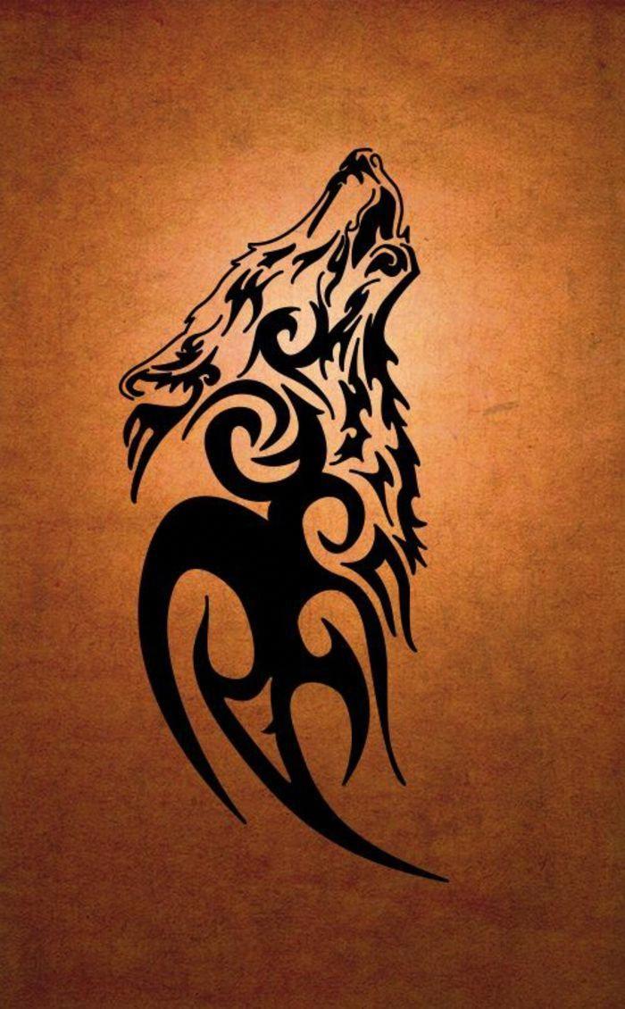 Small Simple Bull Tattoo Designs (184)