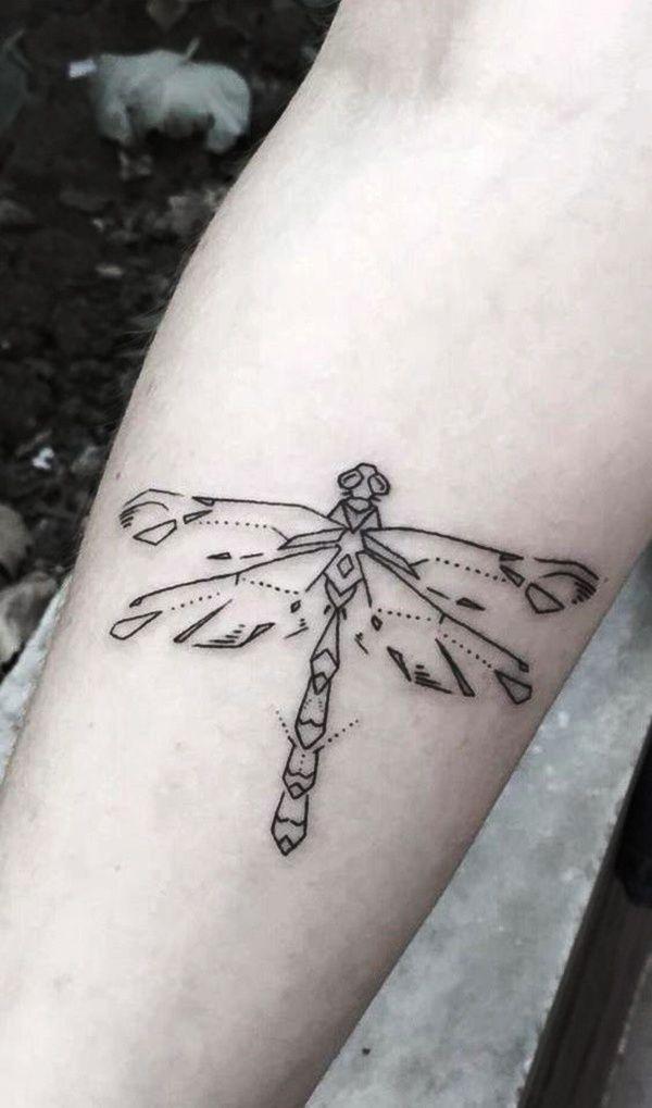 Tatuagens Femininas Delicadas No Braço (103)
