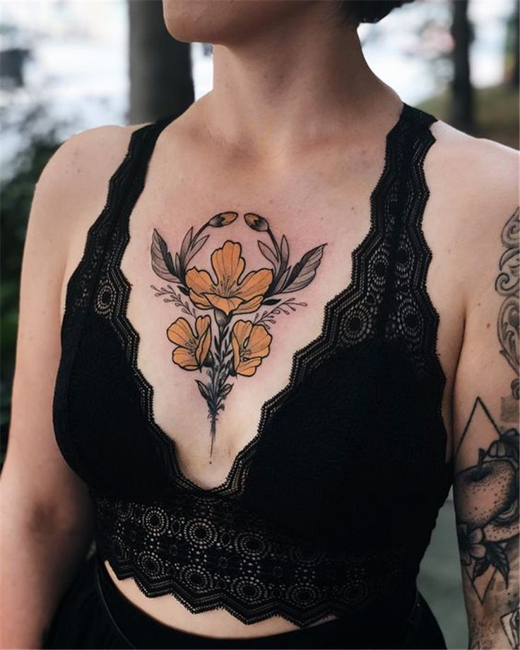 Tatuagens Femininas Delicadas No Braço (124)