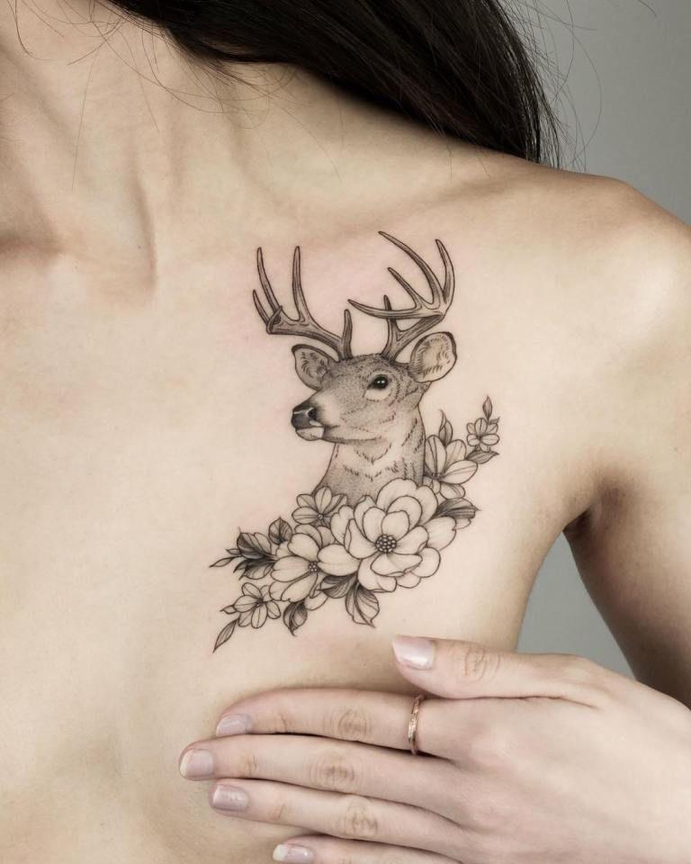 Tatuagens Femininas Delicadas No Braço (142)