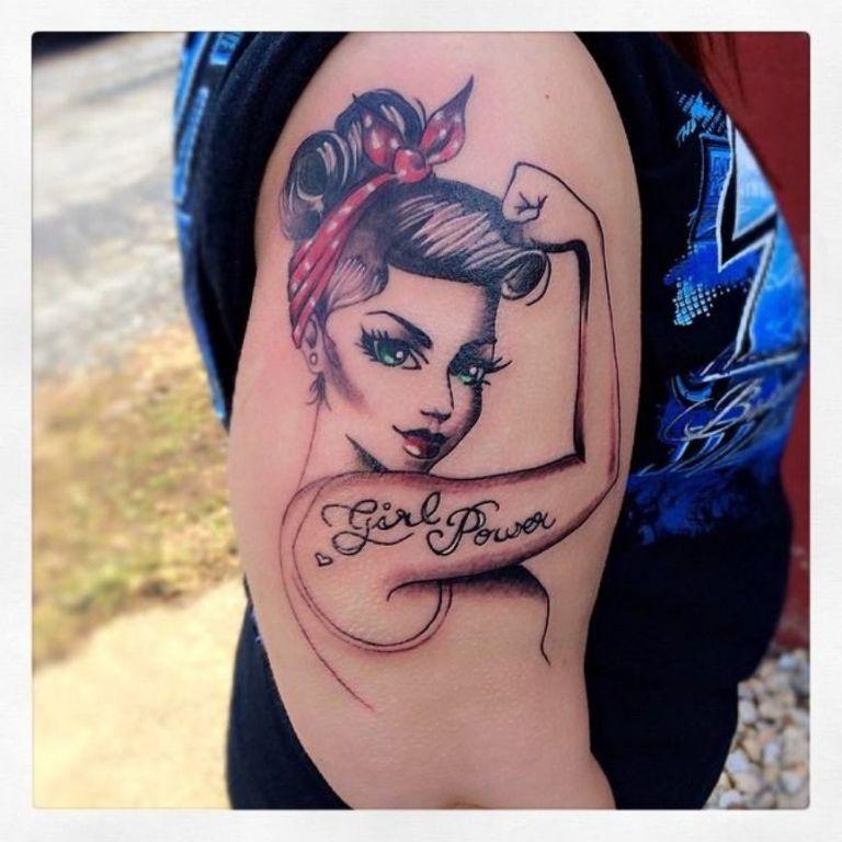Tatuagens Femininas Delicadas No Braço (15)