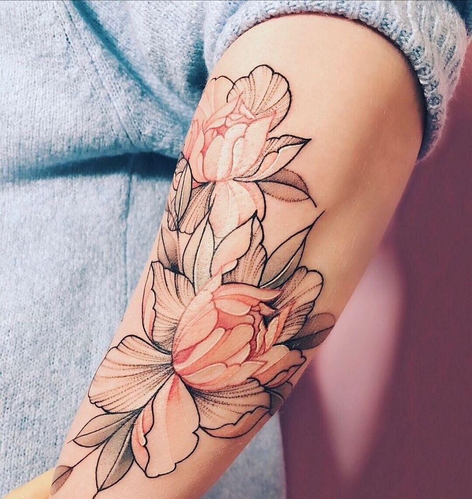 Tatuagens Femininas Delicadas No Braço (193)