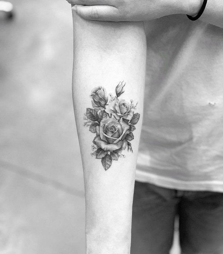 Tatuagens Femininas Delicadas No Braço (198)
